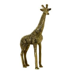 Decorative Giraffe Sculpture Brass Metal Art Gift Home Decor 9 Inches ShalinIndia http://www.amazon.in/dp/B00JBYNUPI/ref=cm_sw_r_pi_dp_D5xaub1H83YR6