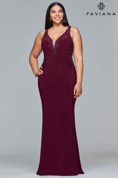 Faviana 9432 - International Prom Association Dresses