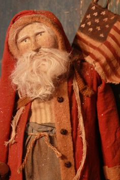 Arnett's Santa....