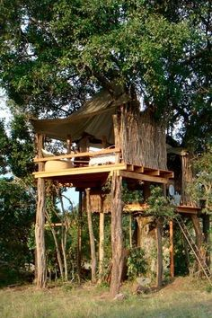 16 Tree House Floor Ideas Tree House Floor Ideas - 20 Simple Tree House Plans and Design To Take Up This Spring 33 DIY Tree House Plans & Design Ideas for Adult and Kids Woodland House, Forest House, Backyard Fort, Simple Tree House, Gazebo, Pergola, Treehouse Hotel, Tree House Plans, Tiny House