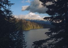 Mt Hood National Park, Oregon