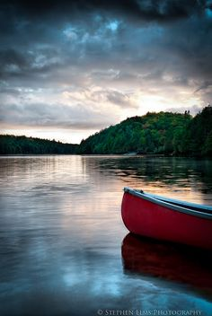 Algonquin Park. It took moving away from Canada to realize how beautiful Canada really is.