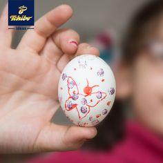 Bald ist #Ostern! Mit dem Osterei-Dekorationsset für €9,95 gelingen das #Auspusten und #Verzieren der #Ostereier besonders gut!