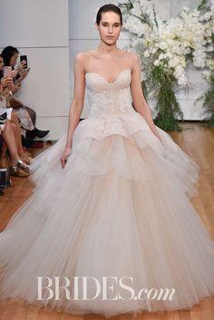 Monique Lhuillier Bridal & Wedding Dress Collection Spring 2018 | Brides