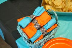 {The Boyd Family}: Bow Tie Baby Shower