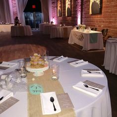 Burlap and Tiffany Wedding (Photo from our customer Raquel M) Clean Bedroom, Tiffany Wedding, Burlap Table Runners, Mattress, Wedding Photos, Table Settings, Table Decorations, Handmade, Home Decor