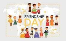 A chance to celebrate your friendships. Circle Of Friends, Old Friends, Girlfriends Day, International Friendship Day, First Sunday, Old Ones, Meeting New People, Winnie The Pooh, Perspective