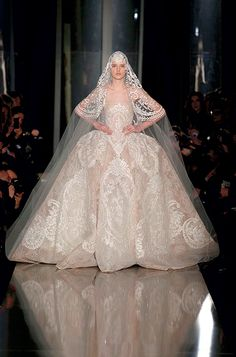 ELIE SAAB Haute Couture Spring Summer 2013 - Mindblowing! <3