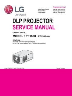 Hitachi cp x 325 w projector original service manual projectors lg pf1500 portable led projector original service manual fandeluxe Choice Image