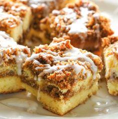 Graham Streusel Coffee Cake   12 Coffee Dessert Recipes For Caffeine ...
