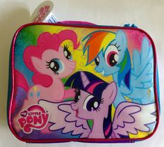 Black Friday 2014 My Little Pony Purple Rectangular Lunch Box from Hasbro Cyber Monday. Black Friday specials on the season most-wanted Christmas gifts. Kids Lunch Bags, Snack Bags, My Little Pony Dolls, Little Girls, Baby Girl Birthday Cake, Elmo Birthday, My Little Pony Collection, Girls Furniture, Black Friday Specials