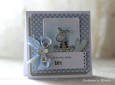 Handmade by Mihaela: EC0170 clear stamp- zebra and donkey