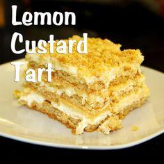 Ingredients: 1 can condensed milk/caramelised condensed milk 1 container/package (8 oz./226 g) Cream Cheese 1 grated lemon rind ½ cup lemon juice 1-2 packs Tennis biscuits or any substitute (Graham…