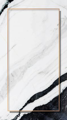 Rectangle gold frame on gray marble  mobile phone wallpaper vector | premium image by rawpixel.com / sasi Grey Marble Wallpaper, Black Marble Background, Black Background Wallpaper, Framed Wallpaper, Gray Marble, Textured Background, Orange Background, Background Banner, Abstract Backgrounds