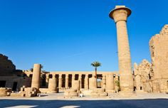 Fascinating Karnak Temple with Egypt holidays Packages http://www.travel2egypt.org/tours/cairo/12-day-long-nile-cruise-cairo-luxor-8422_154/