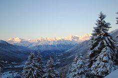 La valle Vigezzo in inverno