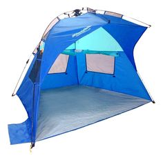 EasyGo Shelter - Instant Easy Up Beach Umbrella Tent Sun Sport Shelter ** Check out this great product.