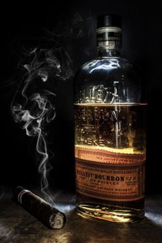 Happy Birthday, Babe - A little Bourbon, a Cuban, and some surprises a little later...  ~~ Houston Foodlovers Book Club