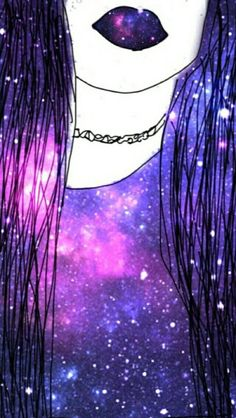 cosmos lady The post cosmos lady appeared first on hintergrundbilder. Galaxy Phone Wallpaper, Unicornios Wallpaper, Glitter Wallpaper, Cute Wallpaper Backgrounds, Tumblr Wallpaper, Pretty Wallpapers, Galaxy Art, Psychedelic Art, Cute Drawings