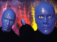 """""""Attention, are you ready for the Blue Man Group, Howard Stern, Nick Cannon, America's Got Talent, Season 7, Twitter"""