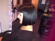 Lovely hair styled by Urban Angels