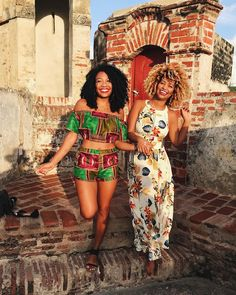 Black Girls Do Travel #AfricaTravelOutfit