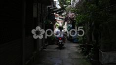 Bangkok Back Alley - Stock Footage   by JahnProductions