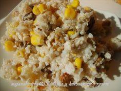 salatka z ryżem i orzechami