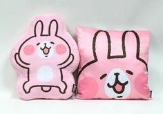 PChome Online 商店街 - 研達Toy Friend - (研達Toy Friend)卡娜赫拉的小動物造型抱枕(粉紅兔兔Usagi)