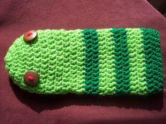 Crochet Puppet Pattern