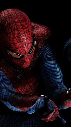 The Amazing Spider Man iPhone Wallpapers