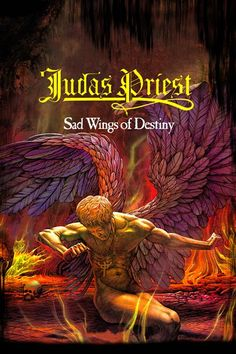 Judas Priest - Sad Wings of Destiny #  Heavy Metal