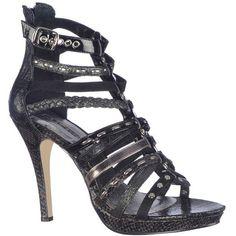 Sandale cu toc inalt,pentru femei marca Mojito Fete: piele ecologica Interior: piele naturala Toc: 11,5 cm Mojito, Interior, Shoes, Fashion, Moda, Zapatos, Indoor, Shoes Outlet, Fashion Styles