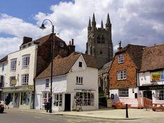 Tenterden, Kent, England