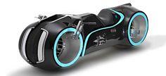 Fans de Science-Fiction réjouissez-vous : la célèbre moto futuriste de Tron est désormais commercialisée !