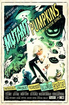 Monsters vs. Aliens: Mutant Pumpkins from Outer Space (TV) (S) (2009)…