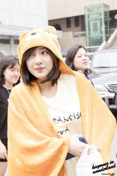 Kakao Ryan, Oh Hayoung, Son Na Eun, Pink Panda, Indian Princess, Love At First Sight, Kpop Girls, Girl Crushes, Girl Group