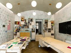 Gallery - Papelote Stationery Shop / A1Architects - 7