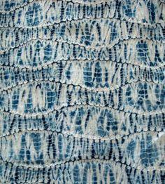 Tatsumaki tatewaku. Japanese pattern Shibori Fabric, Shibori Tie Dye, Textile Dyeing, Textile Fiber Art, Shibori Techniques, Textiles Techniques, Japanese Textiles, Fabric Painting, Fabric Art