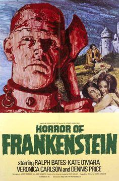 Horror Of Frankenstein (1970) - Ralph Bates DVD