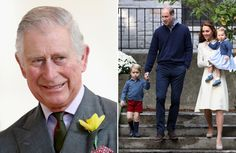 Inside Prince Charles's Relationship with Prince George and Princess Charlotte