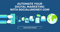 You heard us right. Social4money doesn't just help you look for ways to earn money through your social media accounts. We bring you the best deals that will give you all the value for you, your time and your money by customizing and looking for offers that best suits each and every single one of our users. https://www.social4money.com/eng/register/?referral=pE6qwM1e