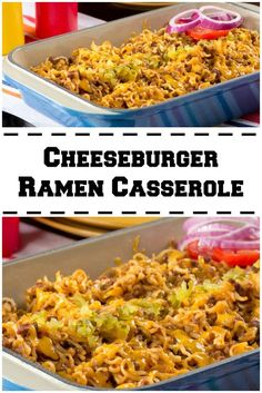Turn budget-friendly ramen noodles into an unforgettable and easy weeknight dinner dish!