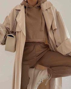 Fall Fashion Trends, Winter Fashion Outfits, Look Fashion, Korean Fashion, Fall Outfits, Trendy Winter Outfits, Modern Hijab Fashion, Travel Outfits, High Fashion