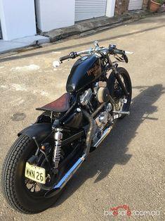 1996 Harley-Davidson Sportster 1200 Custom (XL1200C)