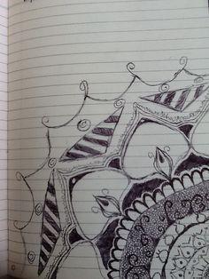 Zentangel by Danique