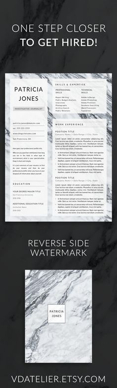 Resume Professional Skills Resume Template For Modern Professionalspresent Your Skills .