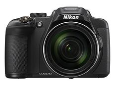 Nikon COOLPIX P610 Digital Camera with 60x Optical Zoom and Built-In Wi-Fi (Black) + Pixi-Basic Accessories Bundle  Track the locations of your photographic adventures and share your endeavors with your friends thanks to the built-in GPS and Wi-Fi connectivity with NFC of the black Nikon COOLPIX P610 Digital Camera. Also, a 60x optical zoom lens and 16-megapixel 1/2.3″ CMOS image sensor combine to provide an exceptionally versatile imaging system with highly detailed, low noise image..