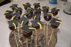 Cake pops laureati! ;-)