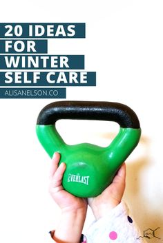 20 Ideas for Winter Self Care (fight the blues + prepare for spring) - Alisa Nelson How To Handle Stress, My Kind Of Love, Effects Of Stress, Stress Management, Self Care, Personal Development, Health Tips, Blues, Fitness Nutrition